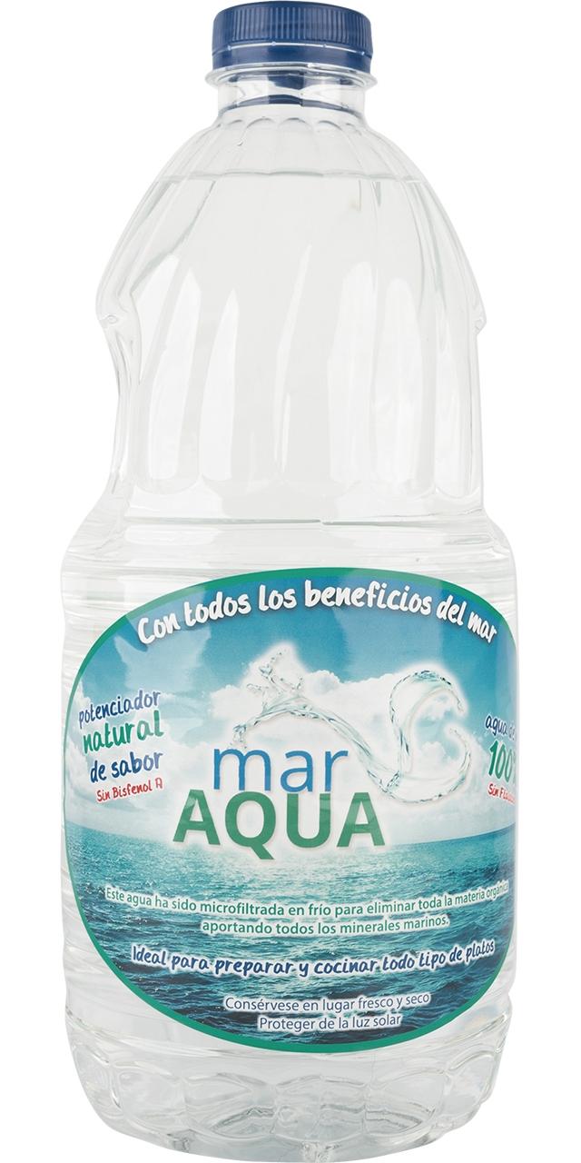 Agua de mar 2l. Maraqua