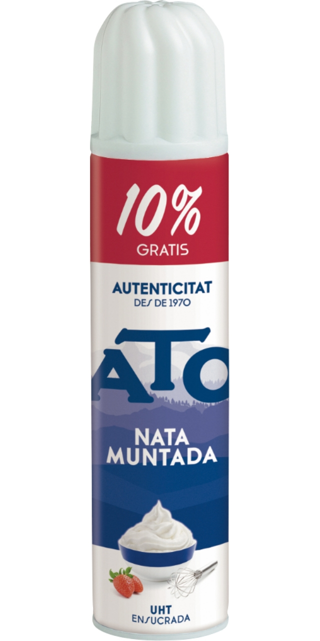 Nata en spray 350gr. ATO
