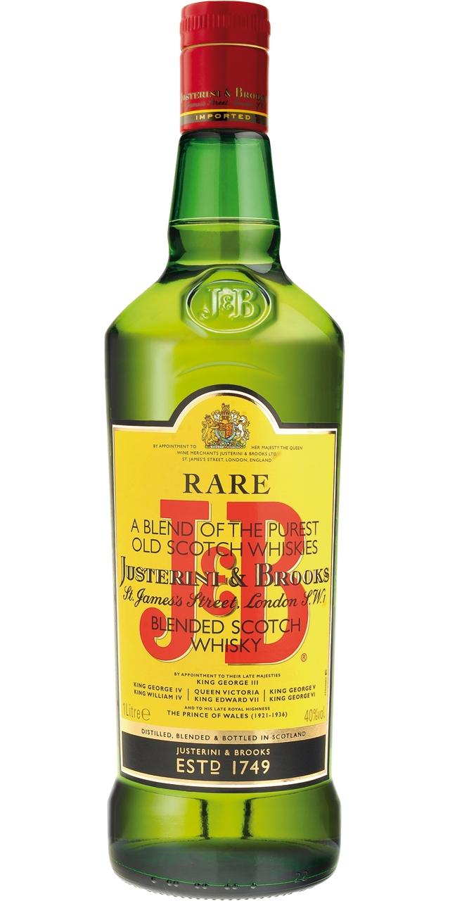 J&B Rare 1l.