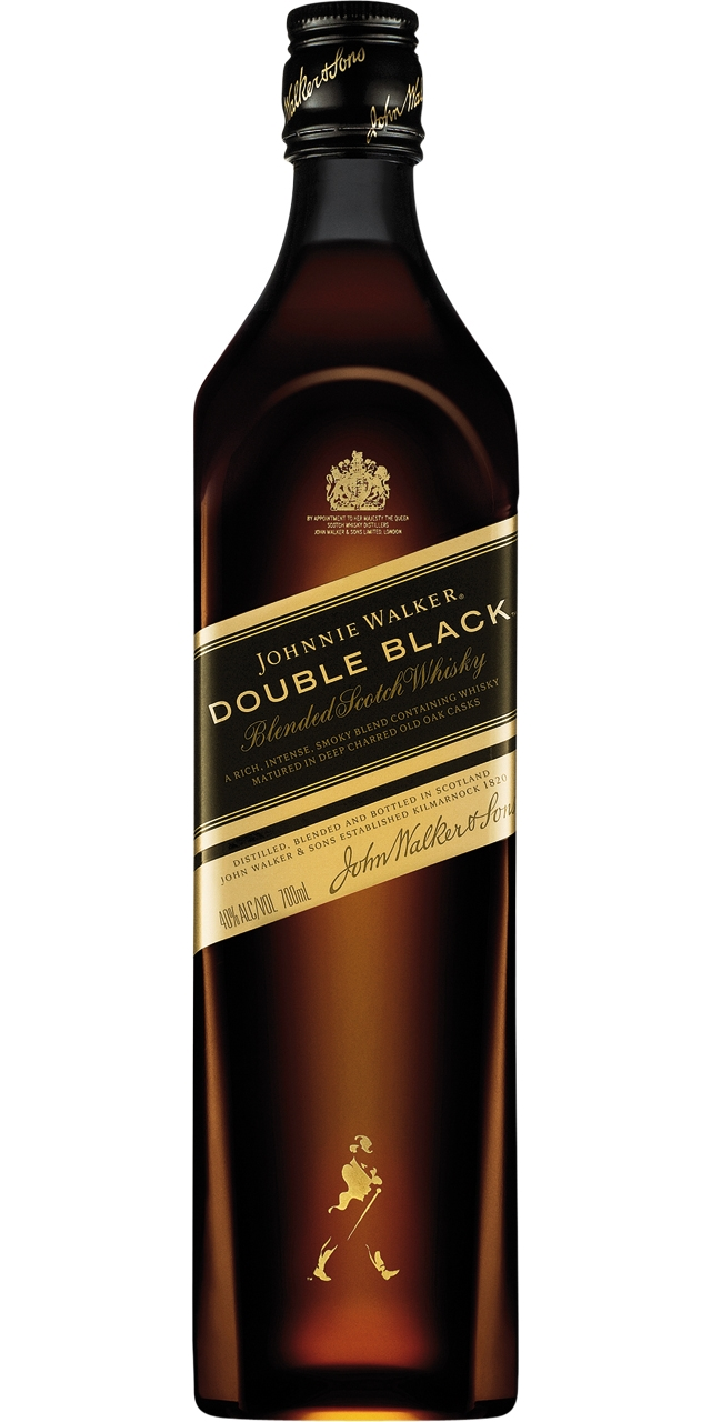 Johnnie Double Walker Black Label 70cl.