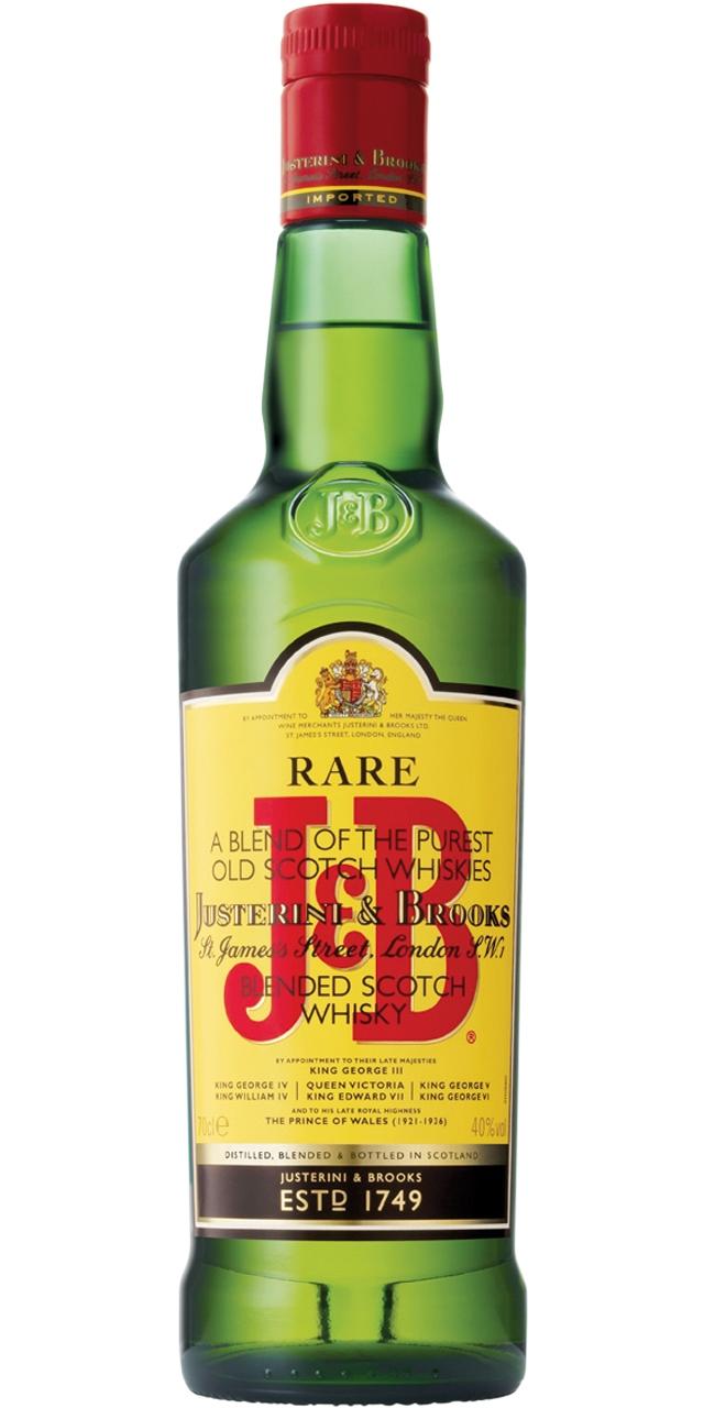 J&B Rare 70cl.