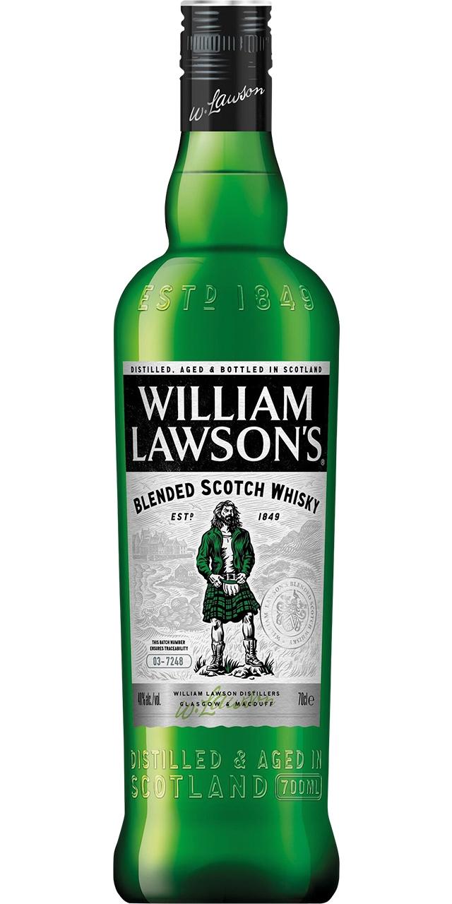 William Lawson's 70cl.