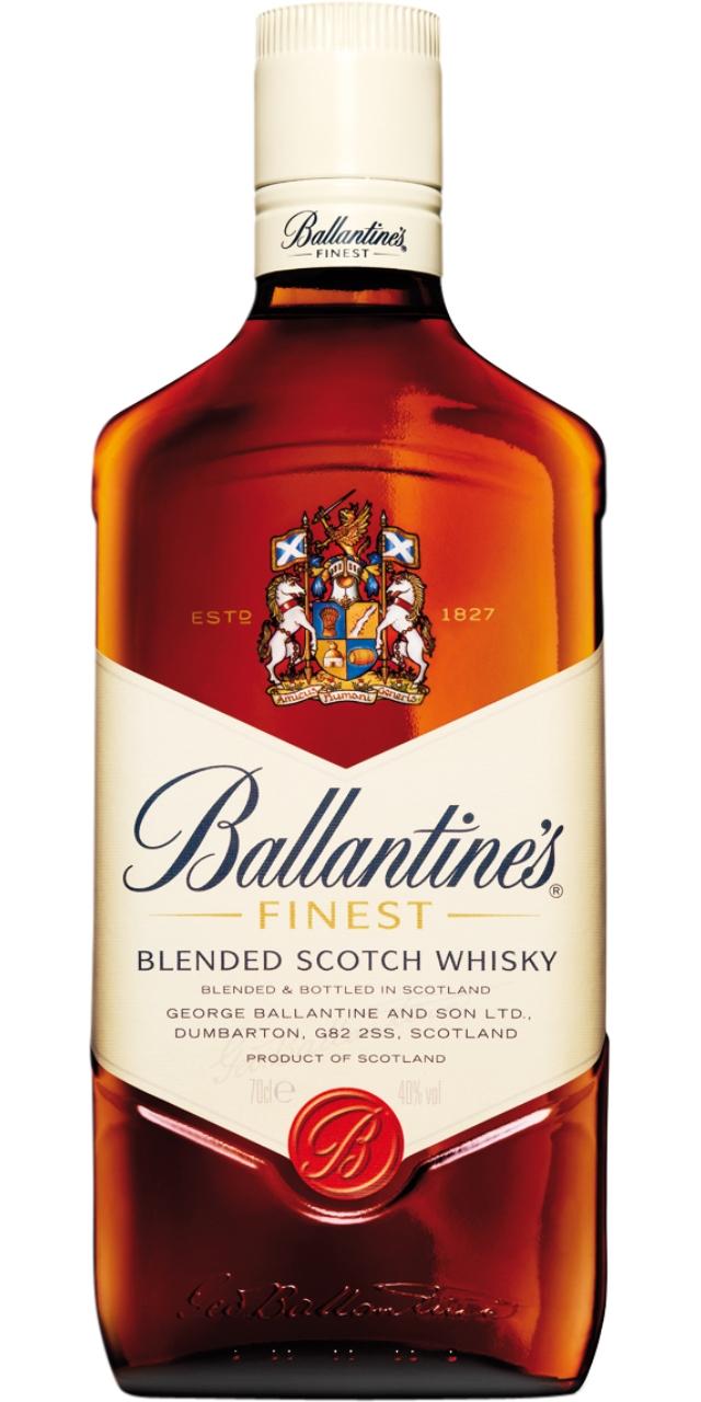 Ballantine's 70cl.