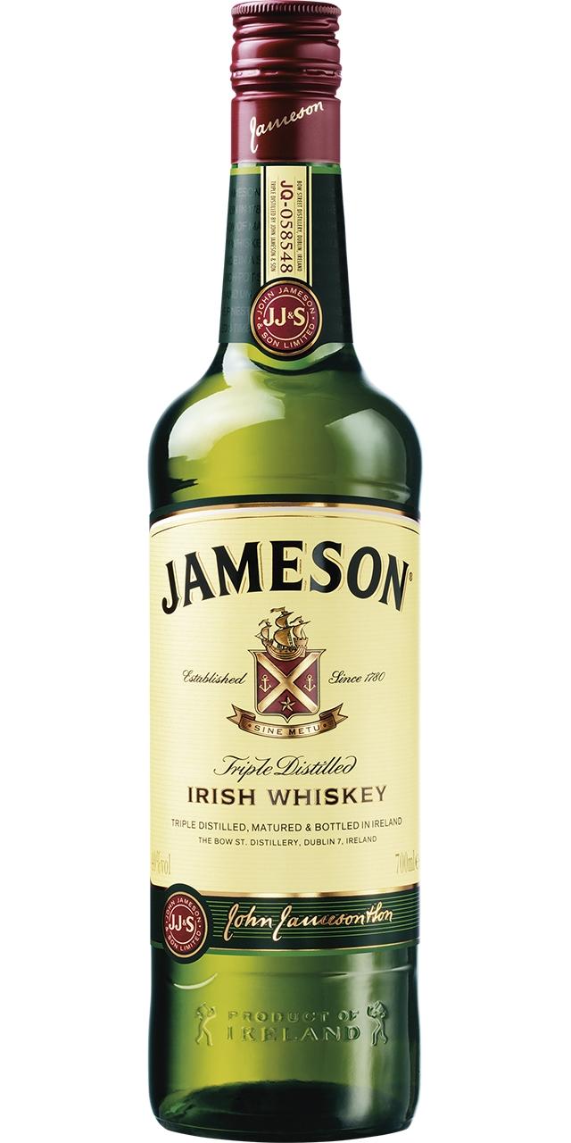 Jameson 70cl.