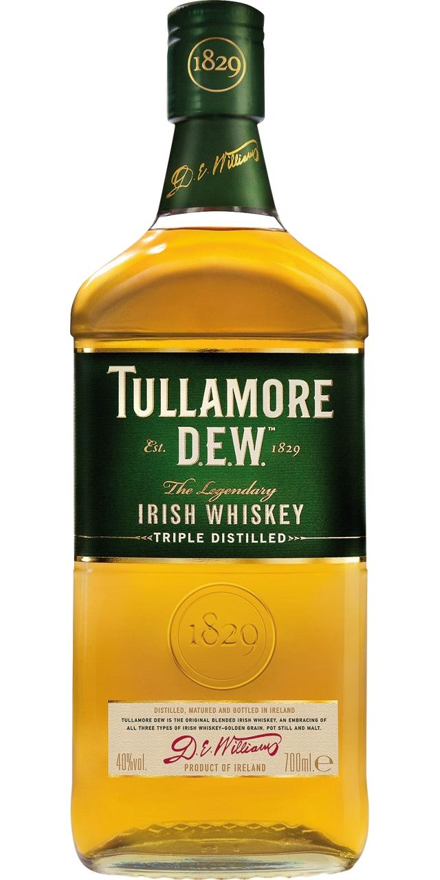 Tullamore Dew 70cl.