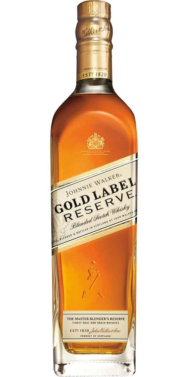 Johnnie Walker Gold Label Reserva 70cl.