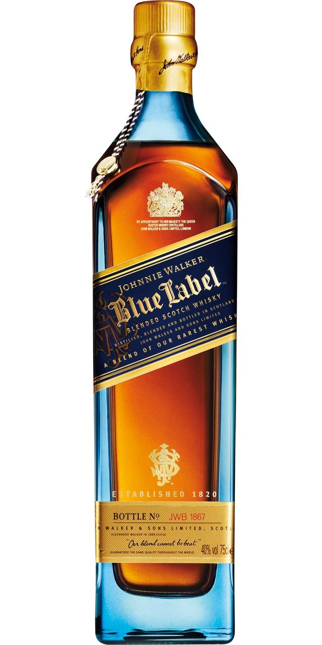 Johnnie Walker Blue Label 70cl.
