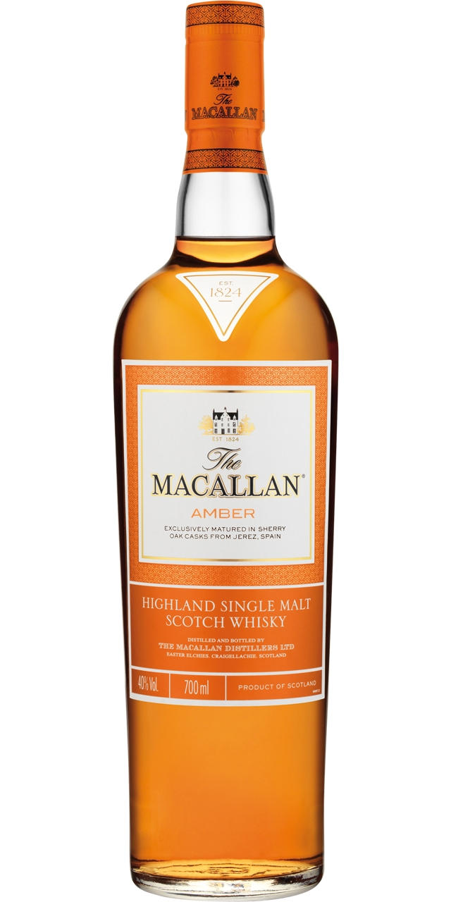 The Macallan Amber 70cl.