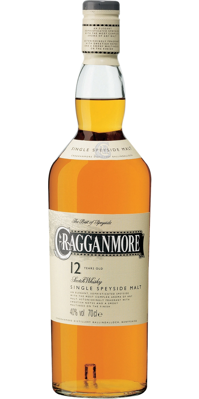 Gragganmore 12 anys 70cl.