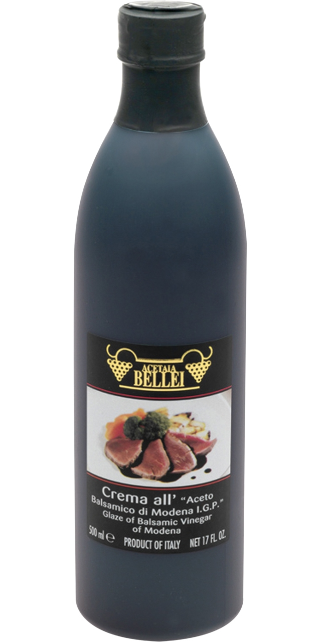 Crema de vinagre balsàmic I.G.P. Modena 500ml. Bellei