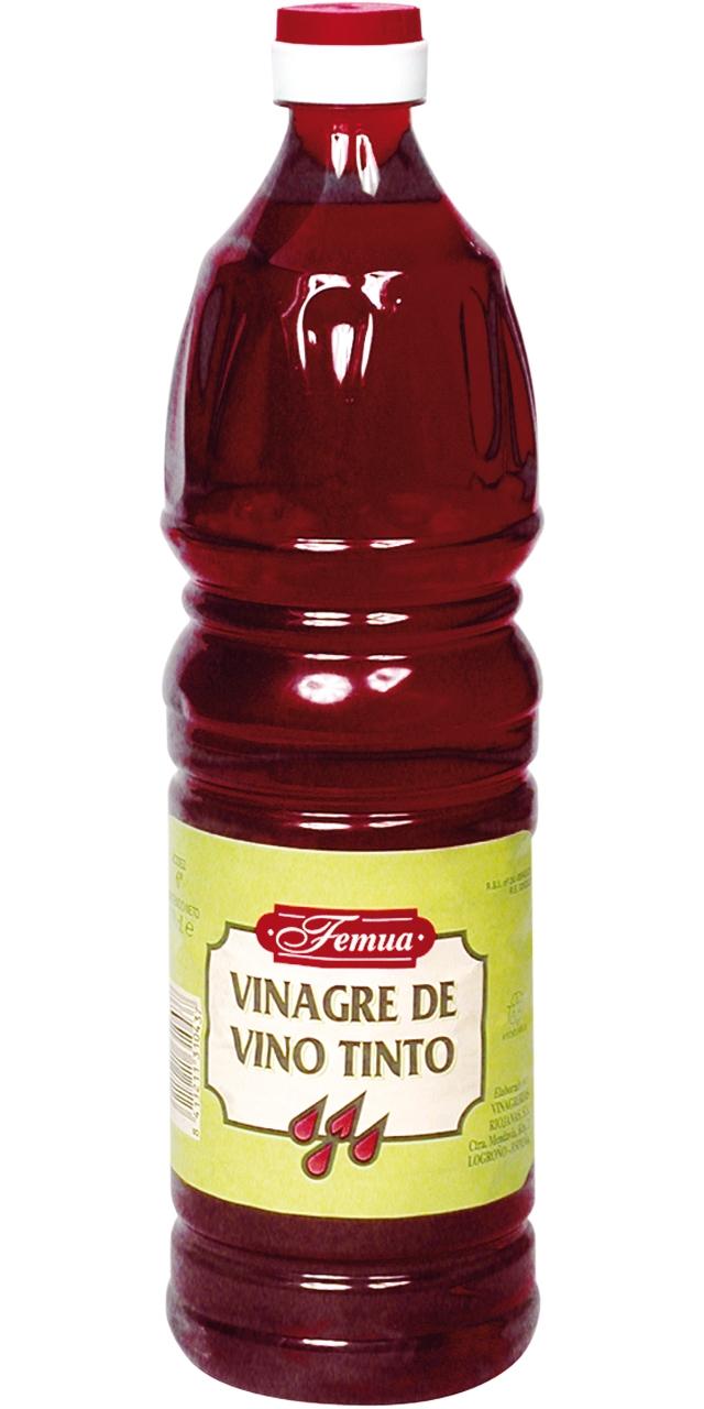 Vinagre de vi negre 1l. Femua