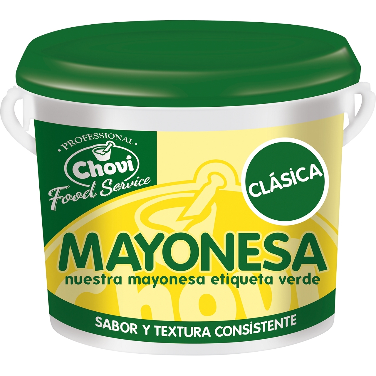 Maionesa Clàssica 5kg. Choví
