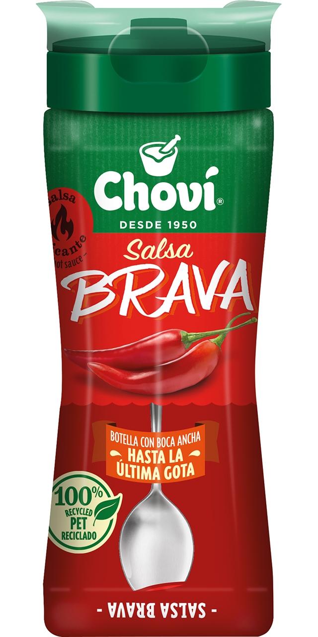 Salsa Brava 250ml. Choví
