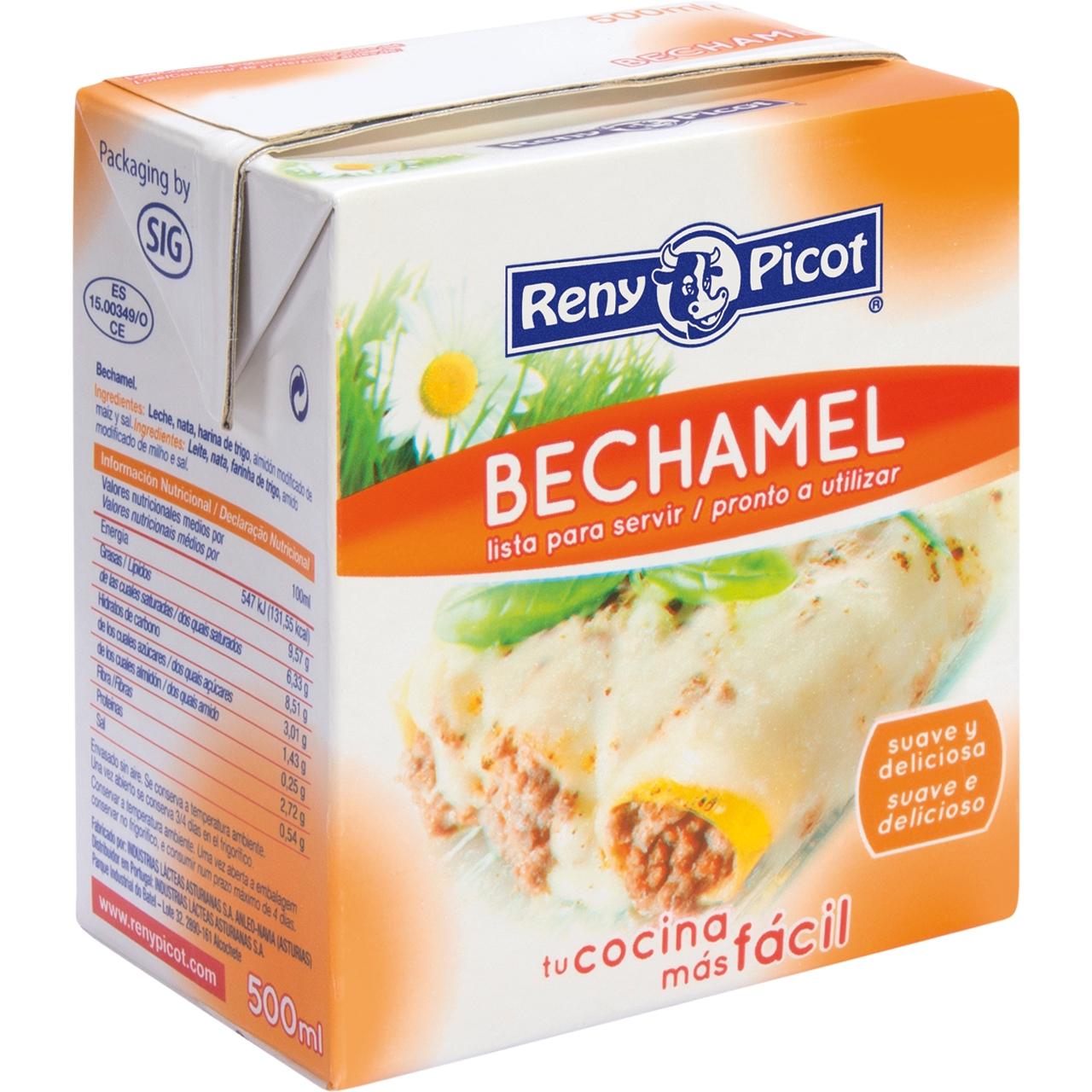 Salsa bechamel 50cl. Reny Picot