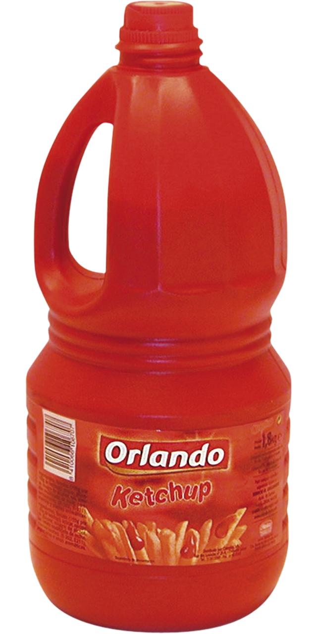 Ketchup 1,8kg. Orlando