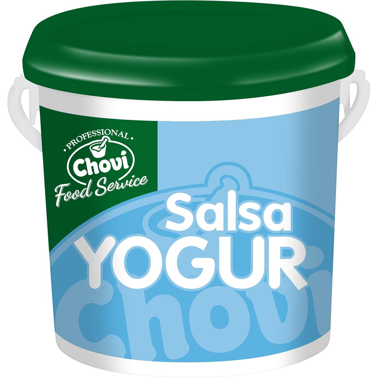 Salsa de iogurt 2l. Choví
