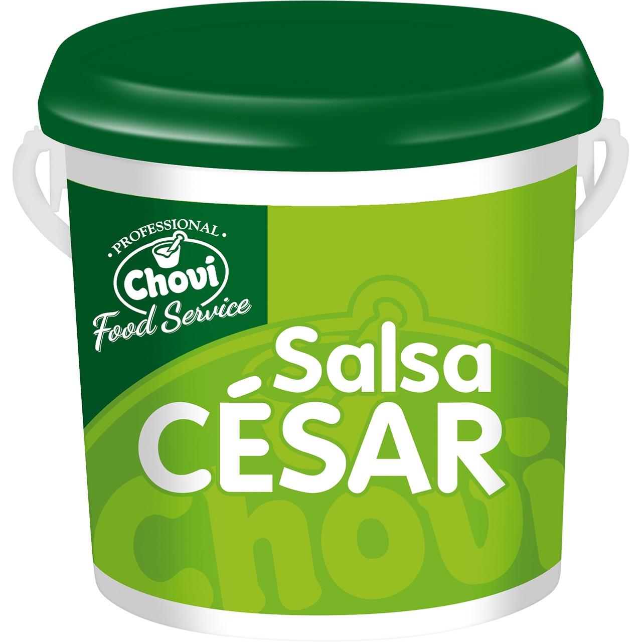 Salsa cèsar 2l. Choví