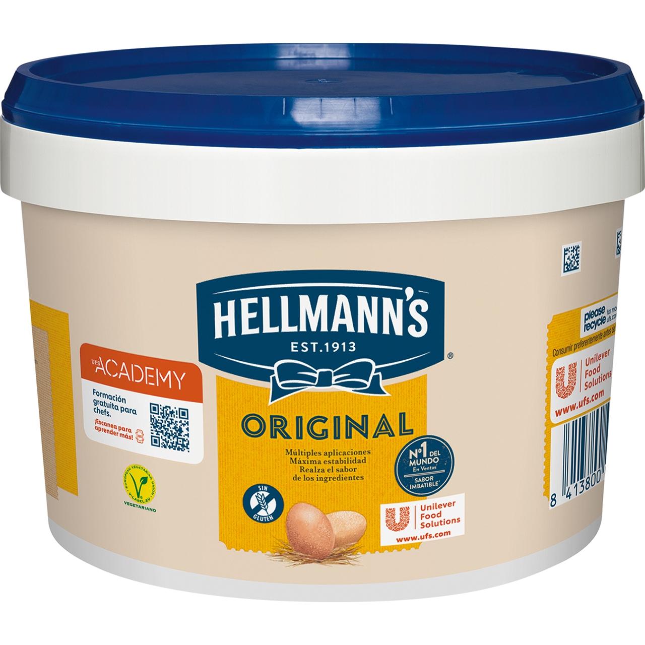 Maionesa 3l. Hellmann's