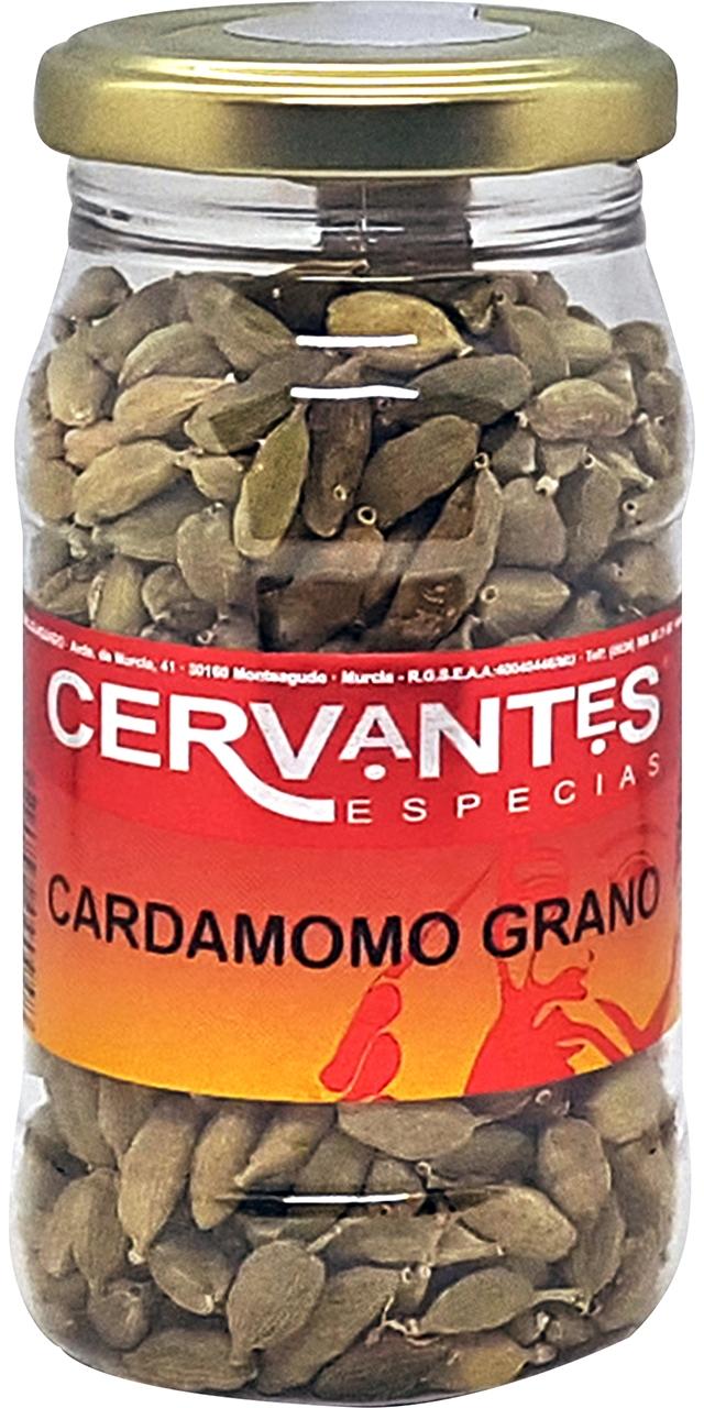 Cardamomo en grano 100gr. Cervantes