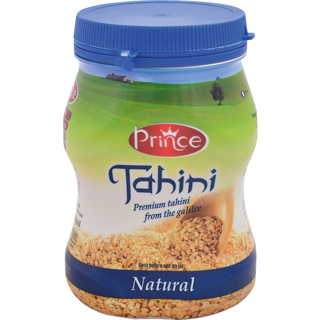 Tahini natural 500gr. Prince