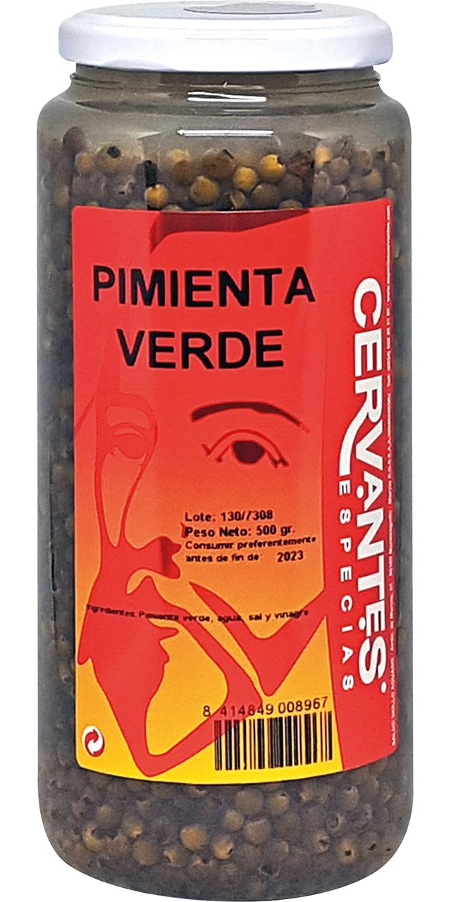 Pebre verd fresc 500gr. Cervantes