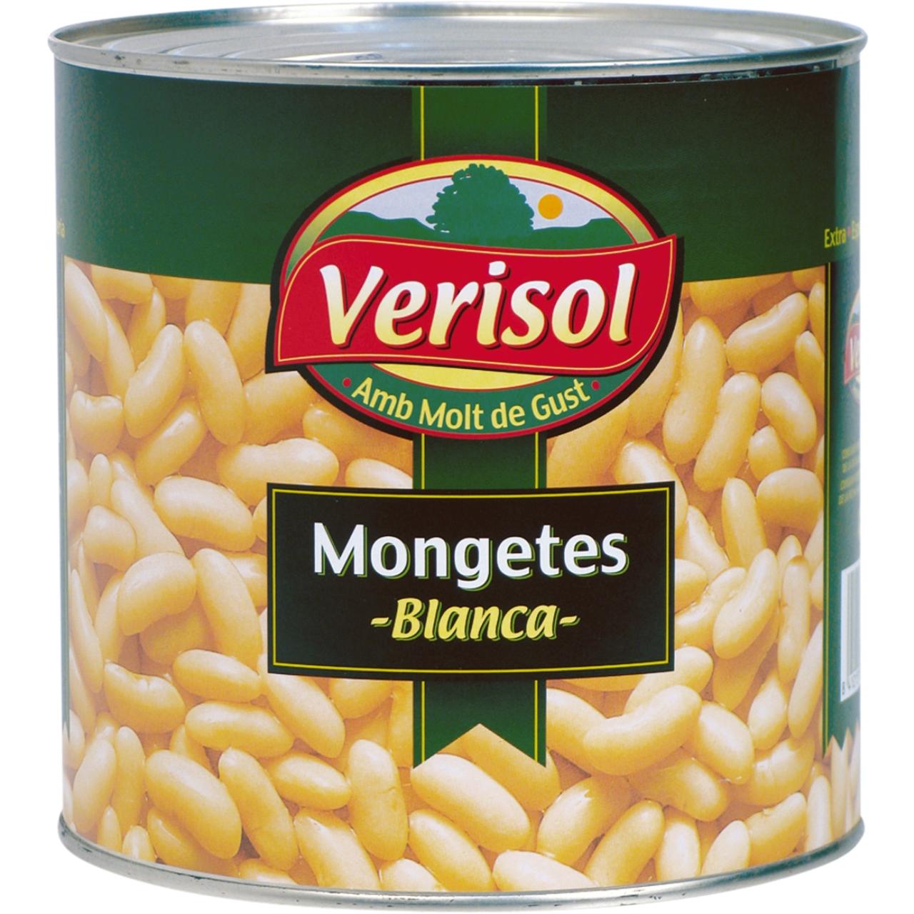 Mongeta blanca cuita 3kg. Verisol