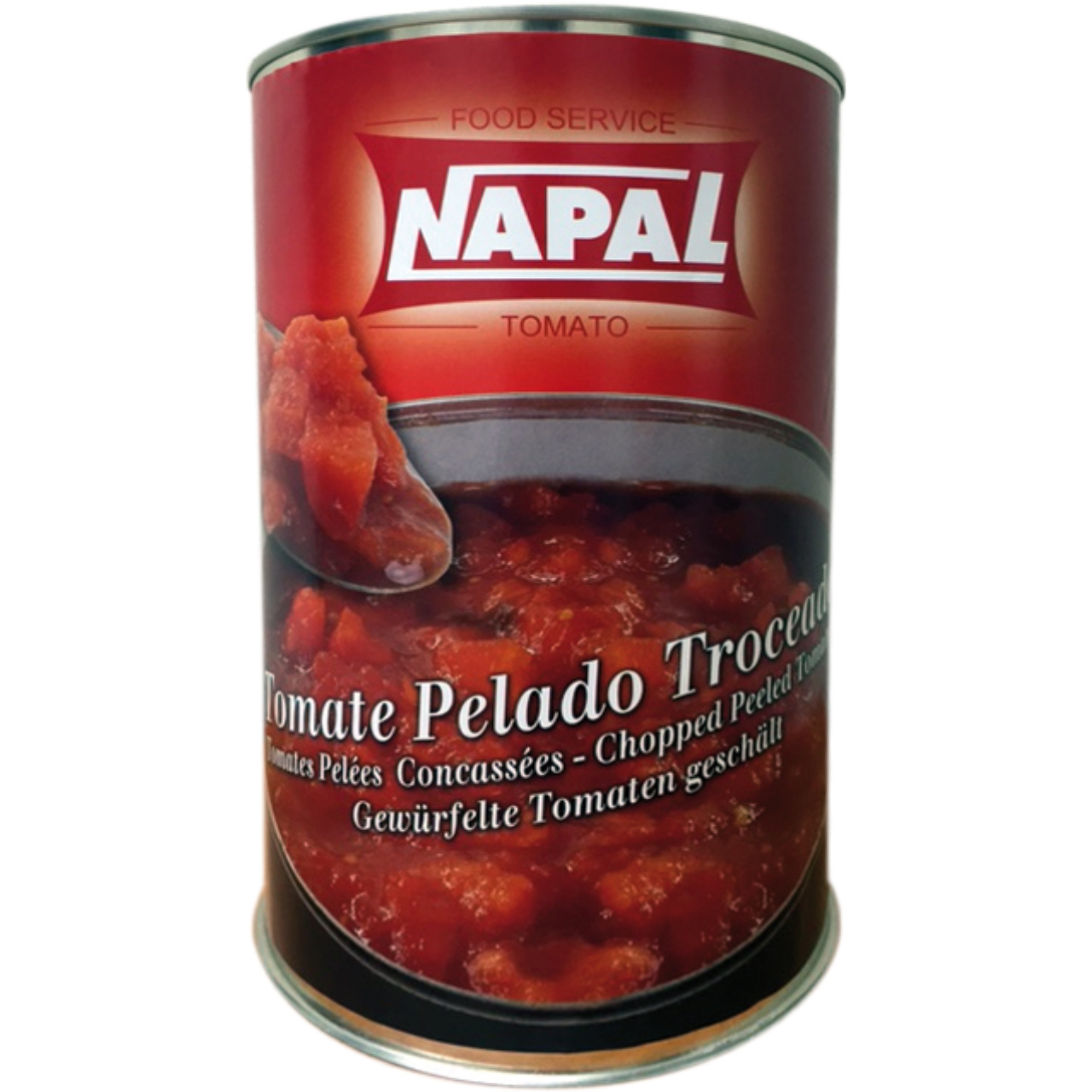 Tomate en dados 5kg. Napal