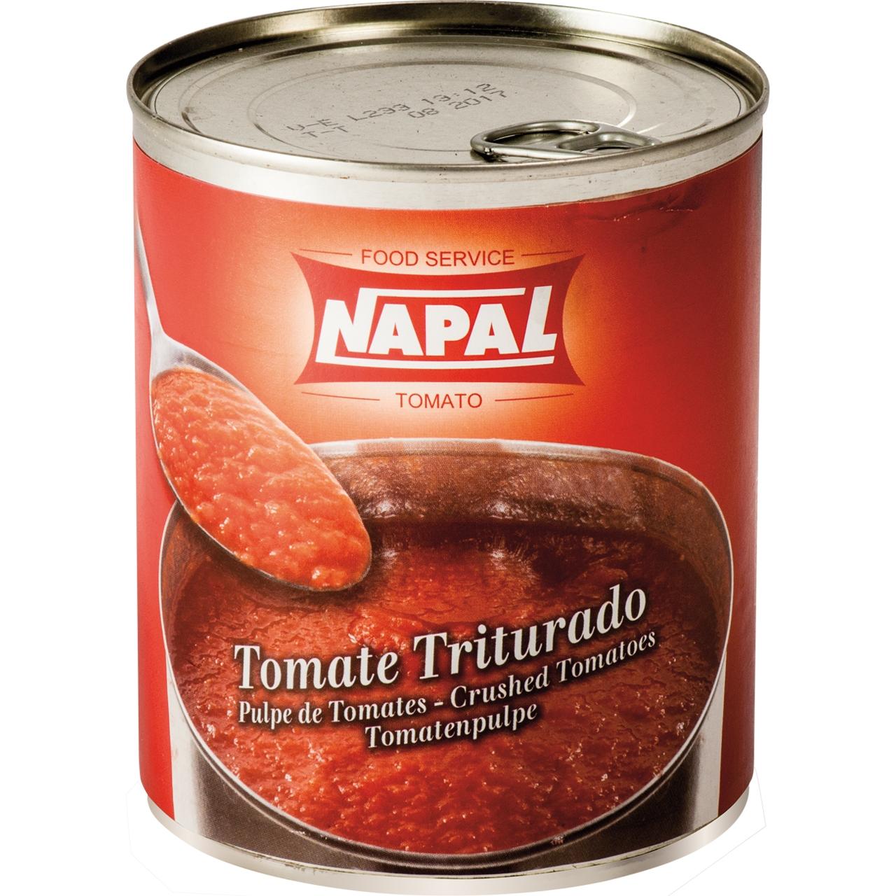 Tomàquet triturat 1kg. Napal