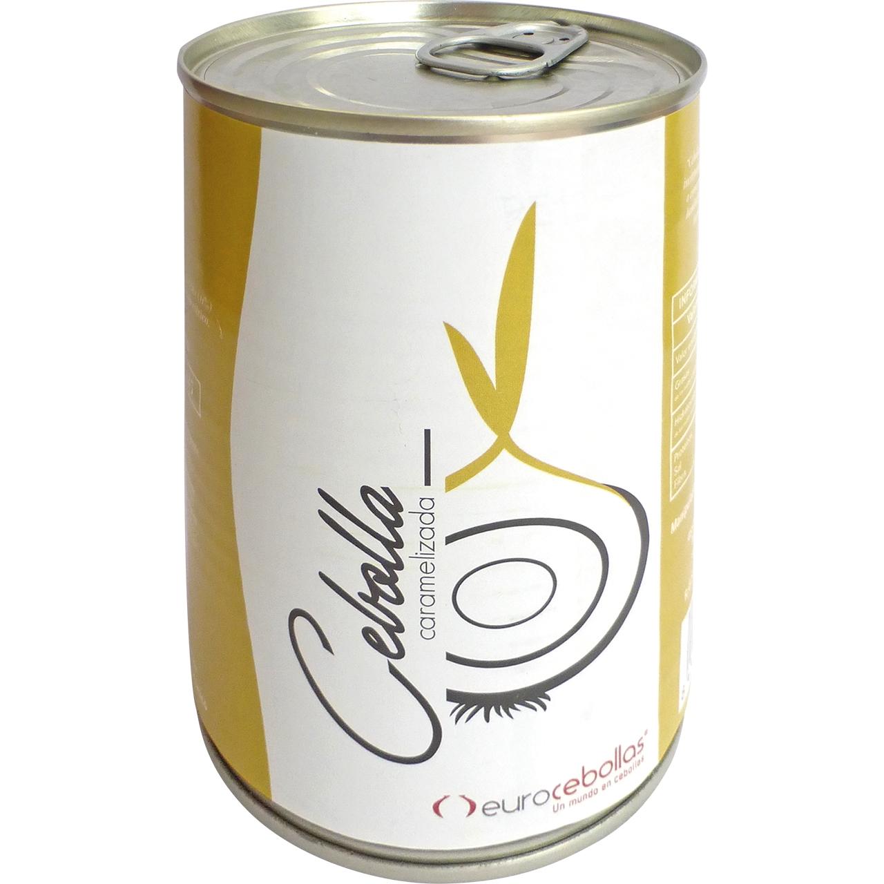 Cebolla caramelizada 500gr. Eurocebollas