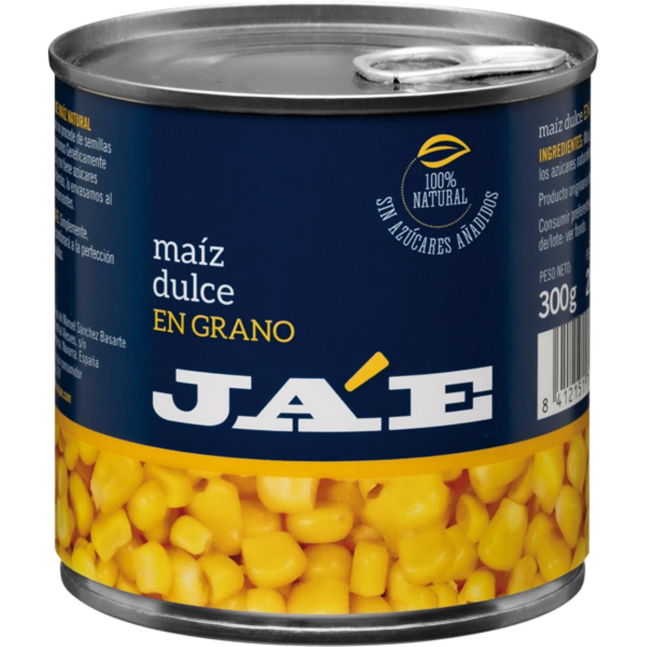 Maiz dulce 425gr. JA'E