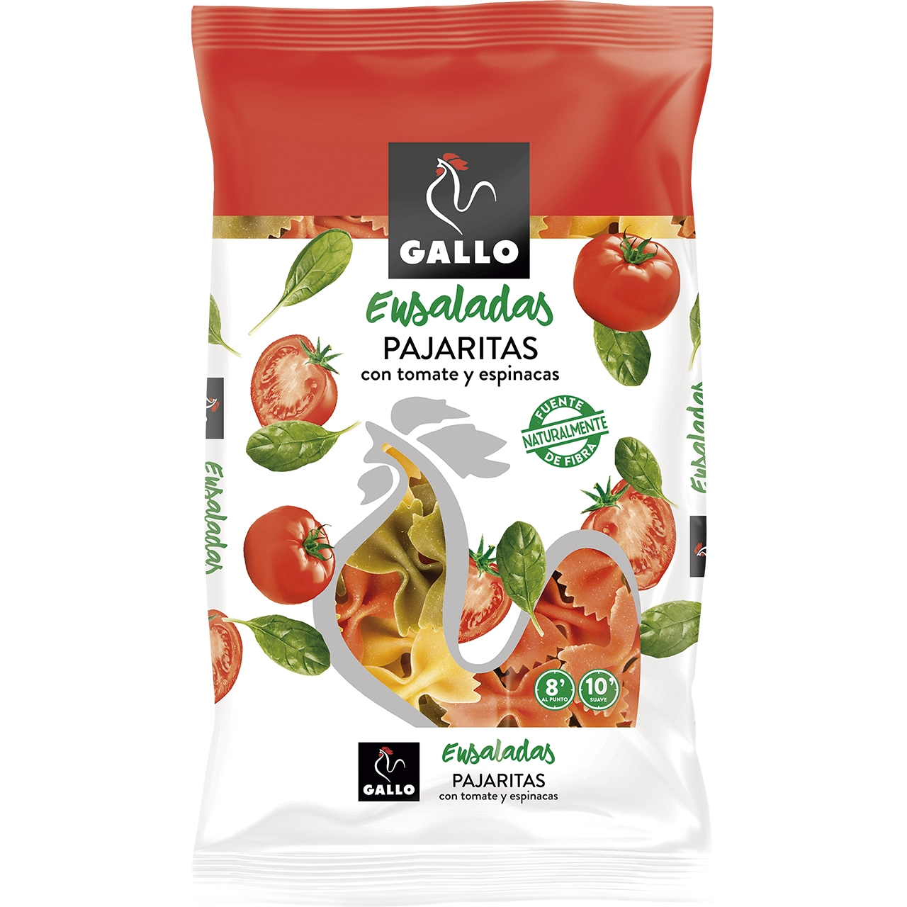 Pajaritas con vegetales 250gr. Gallo