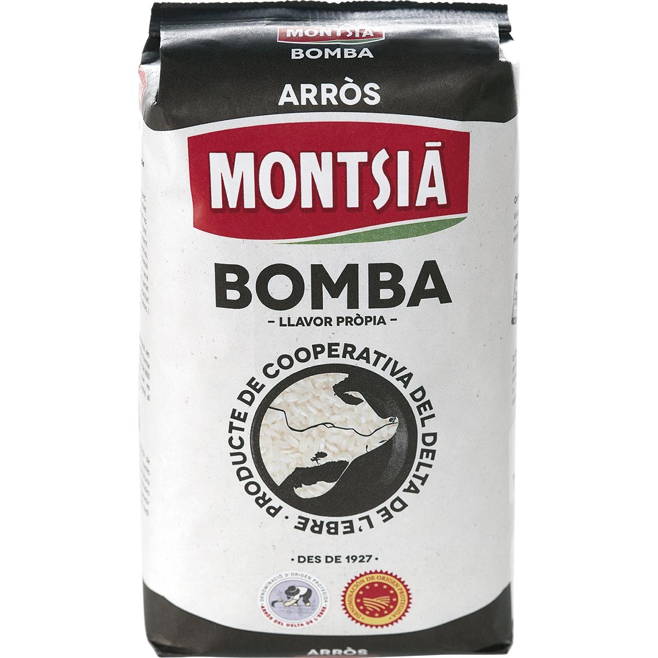 Arròs Bomba 1Kg. Montsià