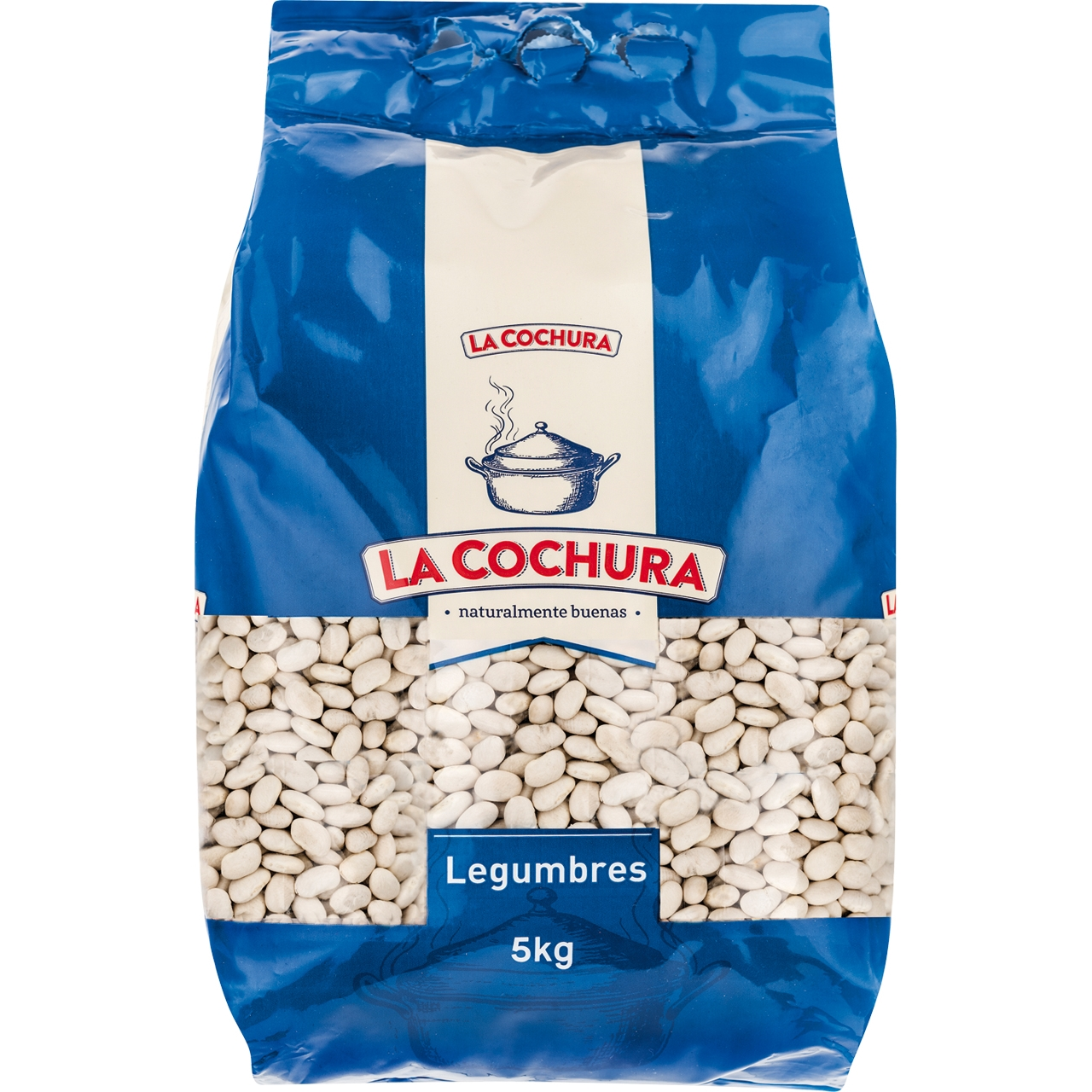 Mongeta great northern 5kg. La Cochura