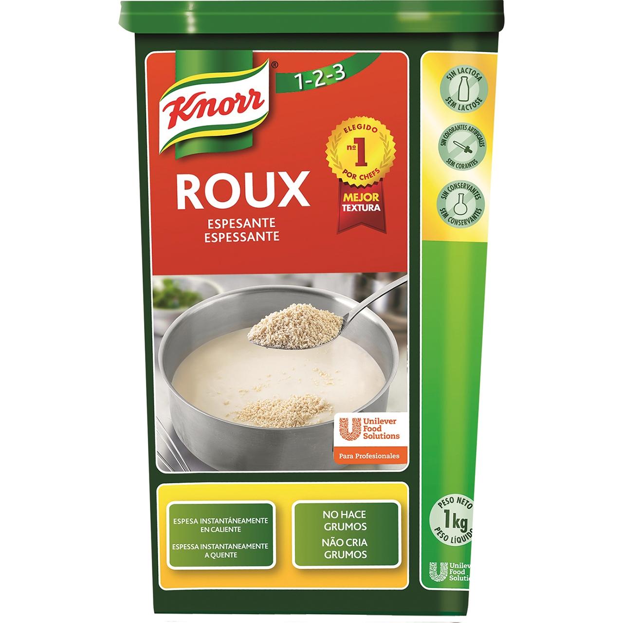 Roux Blanco 1kg. Knorr